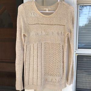 NWOT! Anthropologie's Hem & Thread Sweater!